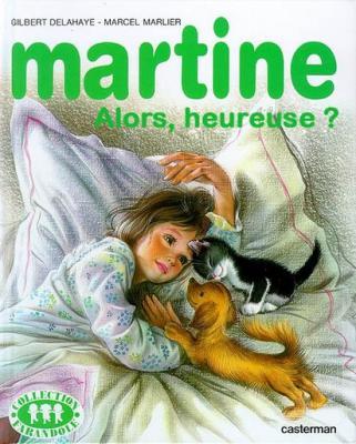 Martine alors heureuse quand martine part en couille - Martine fait la cuisine ...