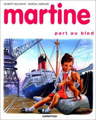 Martine part au bled quand martine part en couille - Martine fait la cuisine ...