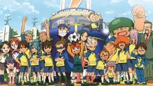 Ma chanson préférée dans Inazuma eleven football frontier