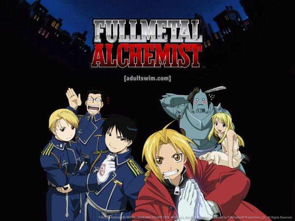 Ma chanson préférée dans Fullmetal alchemist