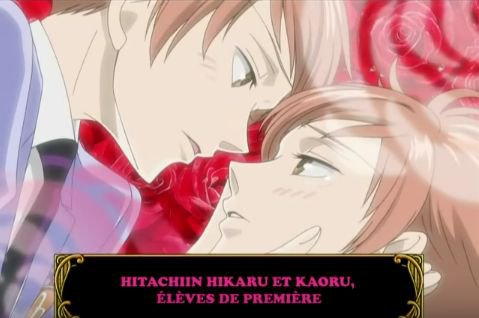 Yaoi Ouran high school host club 1