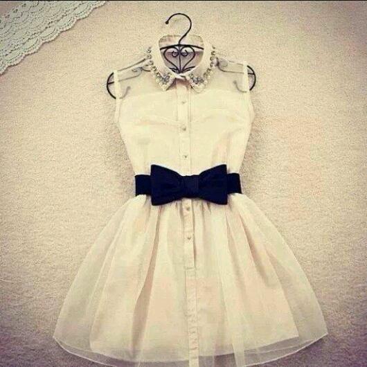 Un robe magnifique