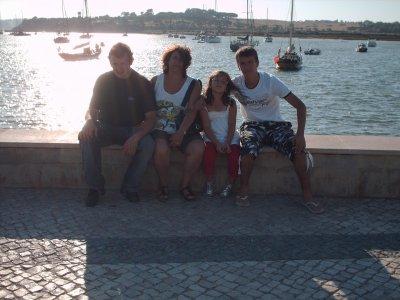 a minha familia
