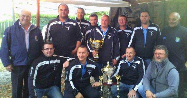 Championnat Clubs 1ere division Seniors.