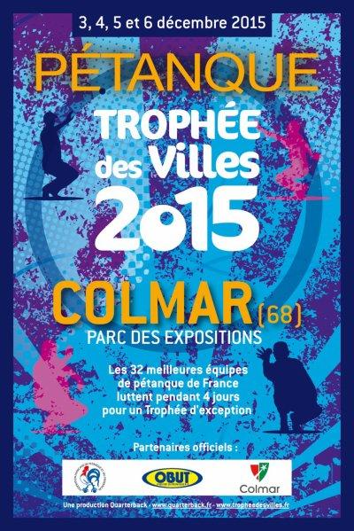 TROPHEE DES VILLES 2015.