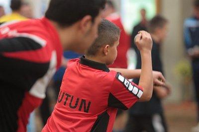 Finale du Championnat National des Clubs Jeunes,  les 30, 31 Oct , 1er Novembre 2015.