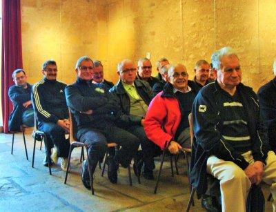 ASSEMBLEE GENERALE DU CLUB DE LA PETANQUE PARODIENNE.