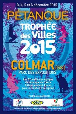 Chalon-sur-Saône, et ses champions de Saône-et-Loire - Trophée des Villes à pétanque -