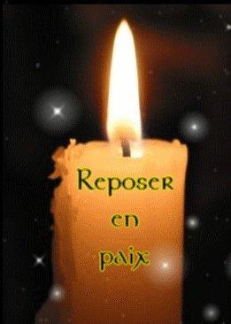 REPOSE EN PAIX ANGELIQUE.