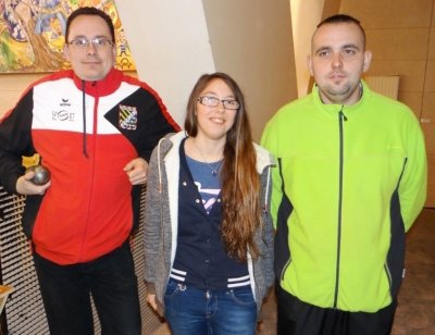 PETANQUE : Des Creusotins au rang des vainqueurs -34 TRIPLETTES INSCRITES SAMEDI 9 JANVIER.