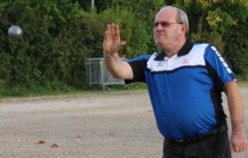 A L HONNEUR.DANIEL RAFFIN.Membre du Comité Directeur de la Dynamique Pétanque.