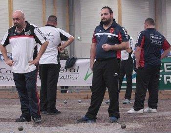 Finale du Championnat National des Clubs de pétanque à Montluçon du 18 au 20 Novembre