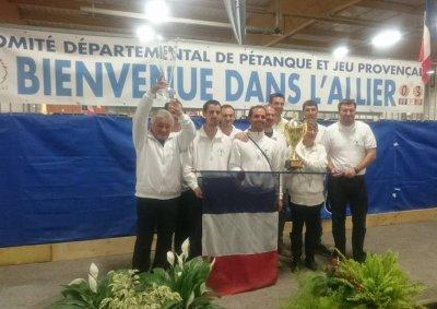 CHAMPIONNAT NATIONAL DES CLUBS.