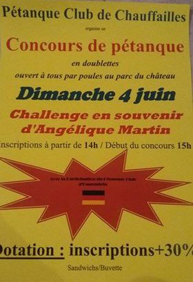 CHALLENGE ANGELIQUE MARTIN.
