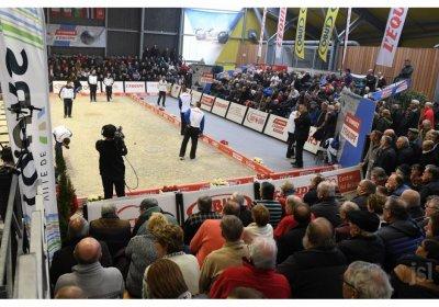 Tours, première édition de ce Trophée l'Equipe. Photo DR
