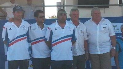 CHAMPIONNAT DE FRANCE TRIPLETTES PROVENCAL.DU  16 au 18 Juin à Castelnaudary