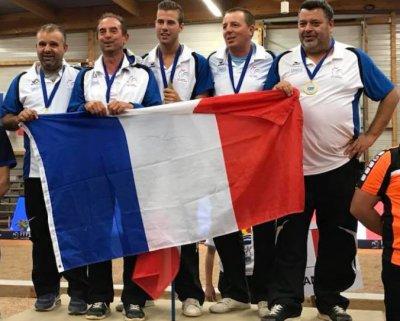 CHAMPIONNATS D EUROPE.