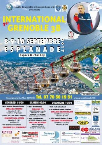 INTERNATIONAL DE GRENOBLE.RESULTATS.