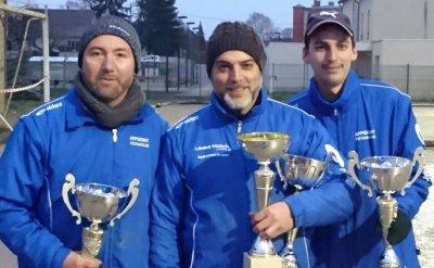 Championnat de S et L Triplette Provençal.