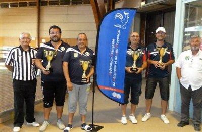 Championat de S et L Doublette Provençal, les 5 et 6 Mai 2018.