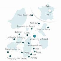 SAONE ET LOIRE .SIX HEURES DE SENNECEY LE GRAND. 15 DECEMBRE A 8H30.