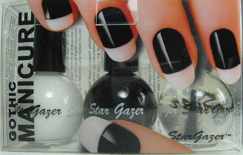 vernis a ongles noire