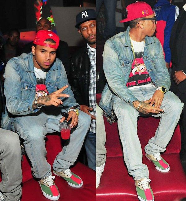 Chris Brown! Vous en pensez quoi ?