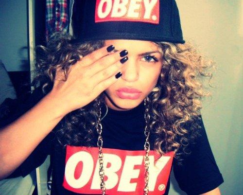 Casquette Obey voir la marque Swag!