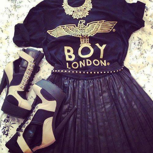 Boy London Chic !