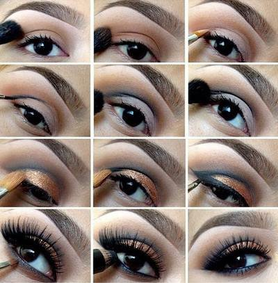 Tuto Make-up for Soirée