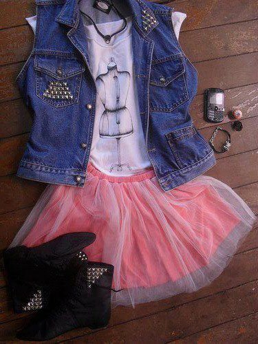 Tenue Girly