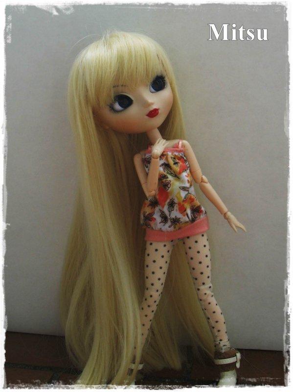 présentation de mes doll <3