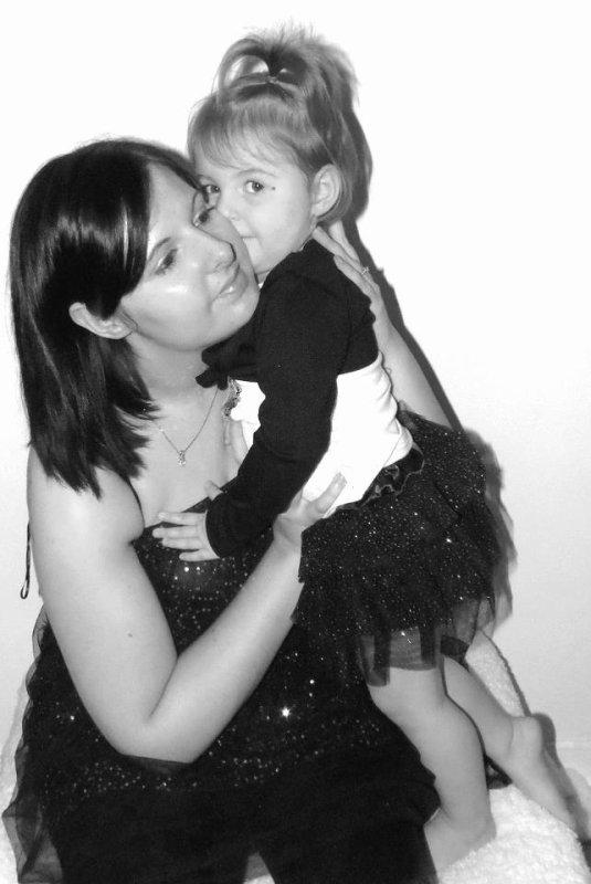 moi et ma 2eme fille
