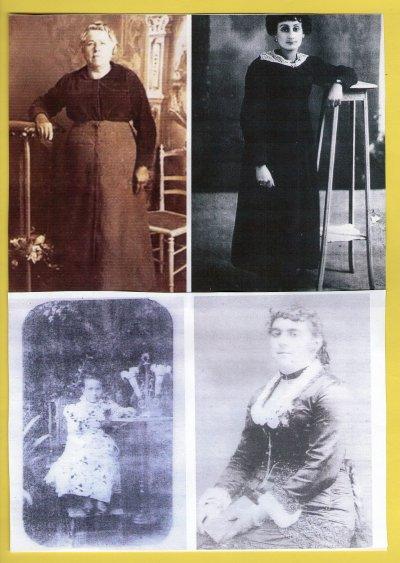 voici Madeleine Lav.........e fille de Josephine Louise Thubert adultere et élevée par Léon Cadiere mon arriere g pére.