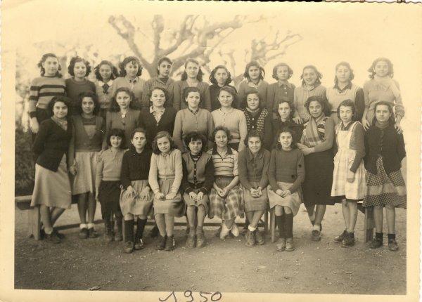 années de classes à Curie la Seyne I