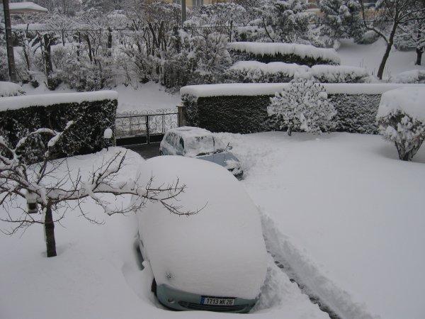photo de neige de 2005 et 2006