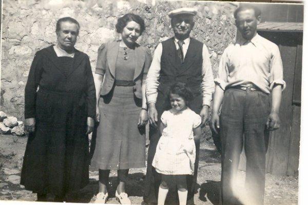 frére de notre arriere grand mère Marie Madalena Bertalotto,Michel Isidore Bertalotto (Bertolotto)et Françoise Bertolino'