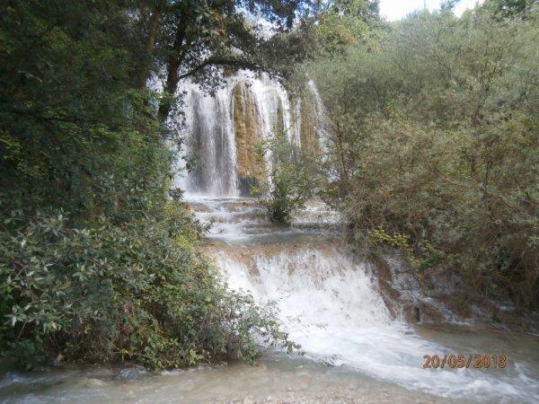 cascade d aubres