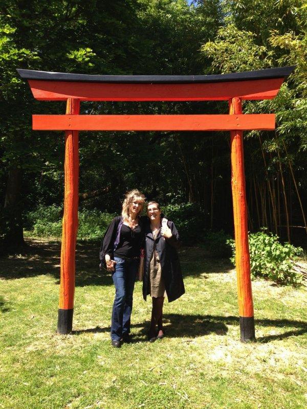 Jardin zen d 39 ric borja beaumont monteux blog de mamie sylvie - Beaumont monteux jardin zen ...