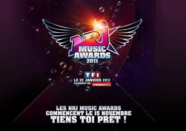 Mylène aux nrj music awards !