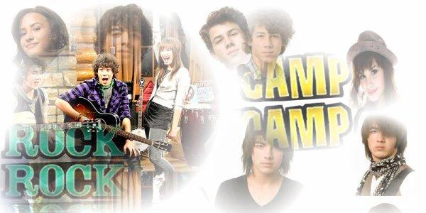 Jonas Brothers et Demi Lovato : pas de Camp Rock 3 ^^