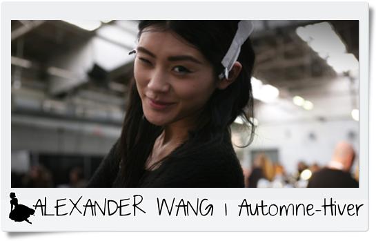 Alexander Wang | Défilé Automne-Hiver
