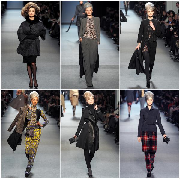 Jean- Paul Gaultier | runway