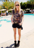 Coachella en Californie; Avril 2012.