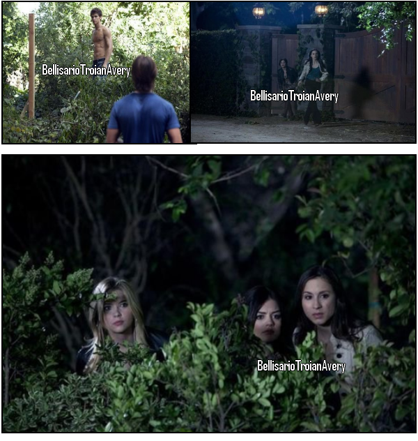 Stills de l'épisode 2x3 nommé My Name is Trouble.