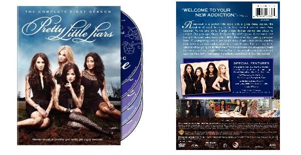 DVD de la saison 1 de Pretty Little Liars est disponible aux Etats-Unis! Vous pouvez l'acheter par import ici. ............................................................................................................................................................................................................  + Nouveau sneak peek de l'épisode 2x01 !