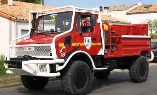 Quel véhicule de mon SDIS 17  :)