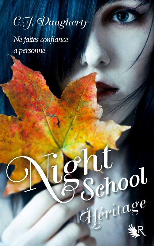 Night school Tome 2, du 25 août 2014 au 29 août 2014 !