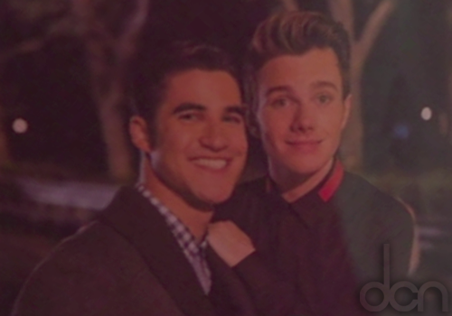 Klaine old/News photos de Klaine.