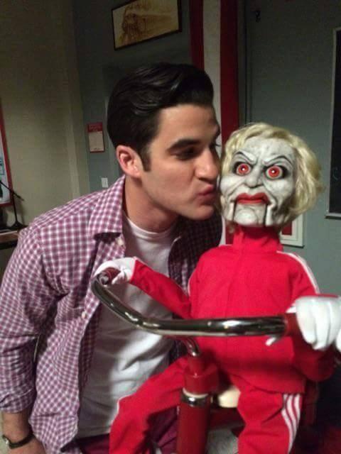 Darren avec sue saw x)
